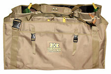 HEAVY HAULER 12 SLOTTED DECOY BAG KHAKI DUCK GOOSE HUNTING WATERFOWL NEW!!