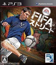 Used PS3  FIFA Street   SONY PLAYSTATION 3 JAPAN JAPANESE IMPORT