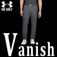 MEN'S UNDER ARMOUR UA VANISH TAPERED PANTS GOLF TECH FAST DRY 1309645-076 32/34