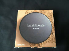 NEW IN BOX BARE MINERALS MATTE SPF15 FOUNDATION IN C50 MEDIUM DEEP 6G