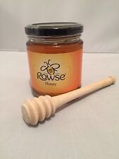Wooden Honey Drizzler /Stick, Spoon
