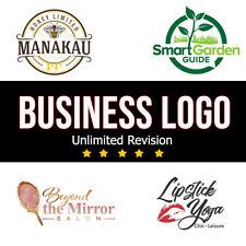 PROFESSIONAL CUSTOM LOGO DESIGN + BUSINESS LOGO+ UNLIMITED REVISION + GRAPHICS