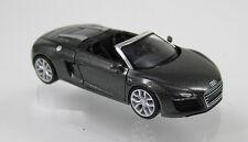 Herpa 038270  Audi R8® Spyder V10 facelift daytonagrau perleffekt / daytona grey