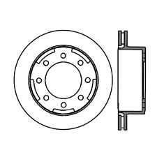 StopTech Sport Slotted Brake Disc fits 1999-2007 GMC Sierra 2500 HD Yukon XL 250