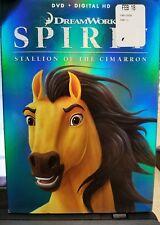 DreamWorks Spirit - Stallion Of The Cimarron (DVD)