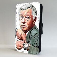 Sir Alex Ferguson Manchester United FLIP PHONE CASE COVER for IPHONE SAMSUNG