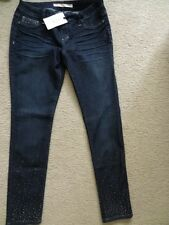 NWT  STANDARDS & PRACTICES women's skinny stretch  jeans size 30