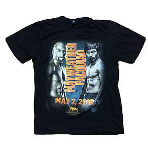Mayweather Vs. Pacquiao T-Shirt Size Medium? May 2, 2015 MGM Grand Las Vegas
