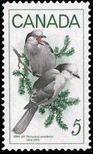Canada    # 478      Gray Jays      New Issue 1968 Pristine Gum