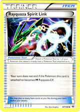 x4 Rayquaza Spirit Link - 87/108 - Uncommon Pokemon XY Roaring Skies M/NM Englis