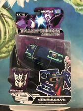 Japanese Transformers Animated - Soundwave TA16 Takara Tomy