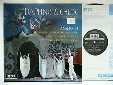 ANSERMET CONDUCTS RAVEL DAPHNIS & CHLOE OSR DECCA 6204