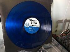 P-Bone & Devine Feat EMILYPLAY Soleil Get Down Breaks Collective BLUE Vinyl RARE