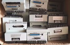 lot of 25 O.I. Analytical Status Relay Device CMS #SRD-100 PDARS Interface Conn.