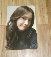 Girls' Generation SNSD 3rd Repackage Mr. Taxi Album YoonA Official Photo Card