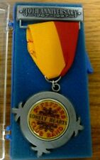 1967-97 BEATLES Original Sgt. Pepper 30th Anniversary Medal Copyrighted EMI