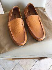 Moccasin Type Shoe Tan Size EU 42