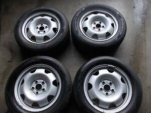 VW T5 Allwetterkompletträder 235 55 17  Nr. 7H0601027 B