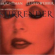 SARAH BRIGHTMAN - Surrender Unexpected CHANSONS NOUVEAU CD