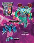 Transformers Botcons Spinister & Shattered Glass Octopunch Action Figure 2-Pack