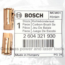 ESCOBILLAS De Carbón De Bosch PSB 500 600 700 -2 750 -2 850-2 1000 re Rca RCE 2604321930