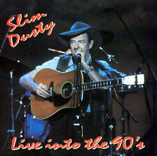 SLIM DUSTY Live Into The 90's CD BRAND NEW