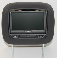 NEW 2011 2012 2013 GMC Sierra Headrest Video DVD Players for Cloth or Leather