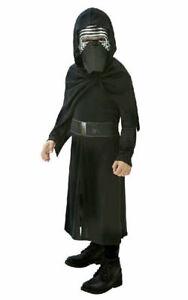 Star Wars Kylo Costume Ren Disney Size M Boys Fancy Dress Outfit Age 5-6 Party
