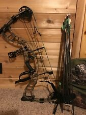 used hoyt compound bow right hand
