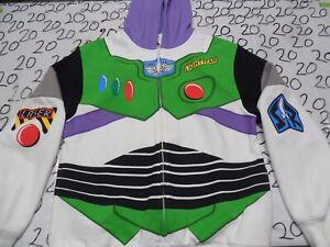 Small Buzz Light Year Disney Parks Brand Hooded Sweatshirt