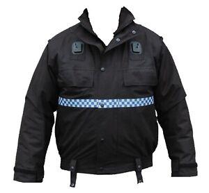 Ex Police Waterproof Blouson Bomber Jacket Lined Security Dog Handler PBJ01LB