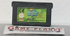 SpongeBob Schwammkopf  Bikini Bottom Nintendo Game Boy Advance GBA Jump`n run
