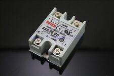 1pcs Solid State Relay Ssr 25dd Dc Dc 25a 3 32vdc5 60vdc Temperature Controller