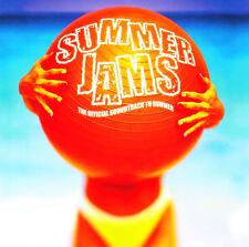 SUMMER JAMS - Compilation CD - 2002 - Great Mix! Smash Mouth/Shaggy/Jamiroquai++