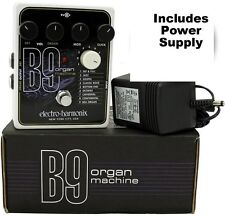 New Electro-Harmonix B9 Organ Machine (B 9) Guitar Effects Pedal EHX