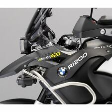 KIT ADESIVI BMW R 1200 GS STICKER BICLORE R1200GS ADESIVO BIANCO GIALLO CARENA