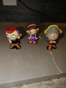 Disney Little Einsteins Cowboy Annie Quincy June Leo Pirate Figure Lot Imperfect