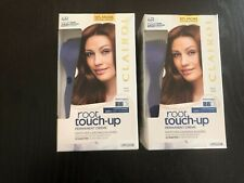 (2) Clairol Root Touch Up 4R Dark Auburn Reddish Brown Shades Hair Color Kit NEW