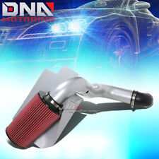 FOR 98-03 CHEVY S10/SONOMA 2.2 I4 SILVER POLISHED SILVER AIR INTAKE+HEAT SHIELD