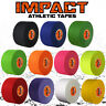 "IMPACT Athletic Tape (1.5"" x 15 yds) 50/50 Poly-Cotton Hypoallergenic Trainers"
