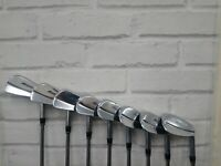 Mizuno Mp33 Iron Set 3-PW Rifle Precision Flighted 6.5 Shafts  *New Shafts*