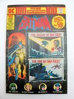 DC 100 Page Super Spectacular DC-20 (F) 6.0 Batman, Spectre, Black Canary
