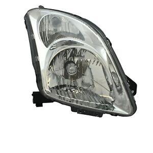 Genuine Suzuki Headlight Driver Side for Swift MK3 2005-2010 Right Hand Headlamp