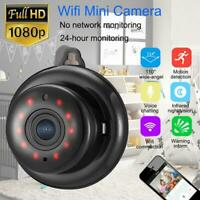 Mini Camera Wireless Wifi IP Security Camcorder HD 1080P Night Vision DV DVR