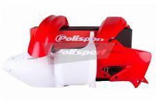 POLISPORT MOTOCROSS plastique KIT HONDA CR 125/250 2002 - 2003 OEM Rouge 90504