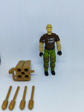 GI JOE SALVO V1 1990 C8 VINTAGE ACTION FIGURE HASBRO ARAH