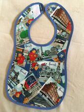 Harrods London Kids Child Paddington Blue Apron for Babies / Toddlers