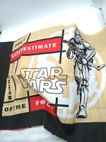 "Vintage Star Wars 3 Piece Twin Sheet Set  ""No Packaging"""
