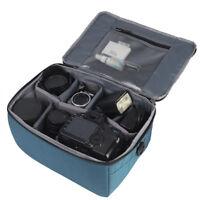 DSLR Camera Lens Insert Partition Flexible Folding Padded Bag Dividers s