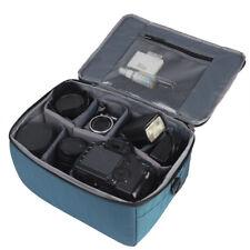 DSLR Camera Lens Insert Partition Flexible Folding Padded Bag Dividers Case..